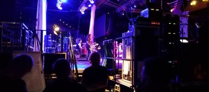 UNIVERSE- Wuppertal Hilft 2016 - Backstage