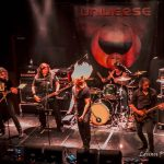 A great show in Leiden/NL opening for NIGHT DEMON