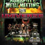 09-DEZ-2017 UNIVERSE ROCKS RUHRPOTT-METAL-MEETING