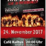 24-NOV-2017 CLUBGIG WITH TIGHT AT KULTUS